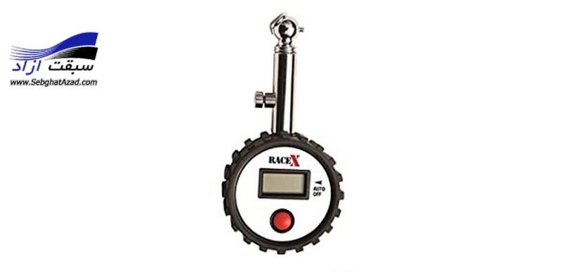 گیج دیجیتال فشار باد لاستیکRacex RX2935