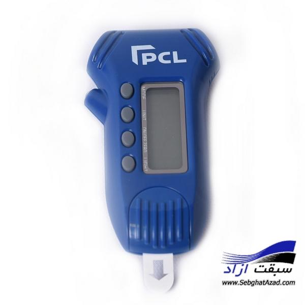 گیج دیجیتال فشار باد لاستیک و گیج عمق عاج لاستیک PCL DTPG7
