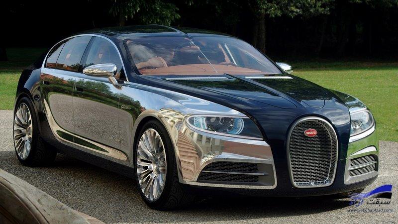 بوگاتی به دنبال ساخت خودروی سدان الکتریکی