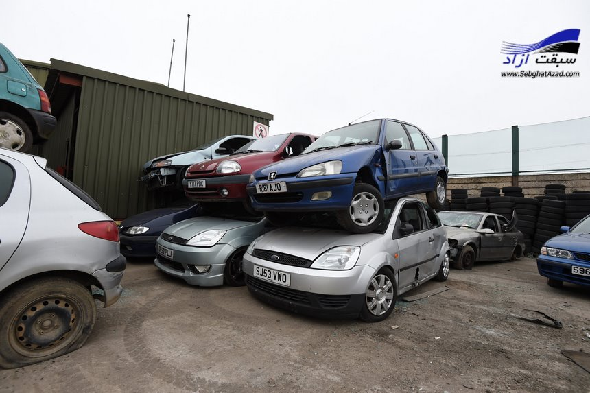 سیکل اسقاط کردن خودروهای فرسوده در کشورهای پیشرفته