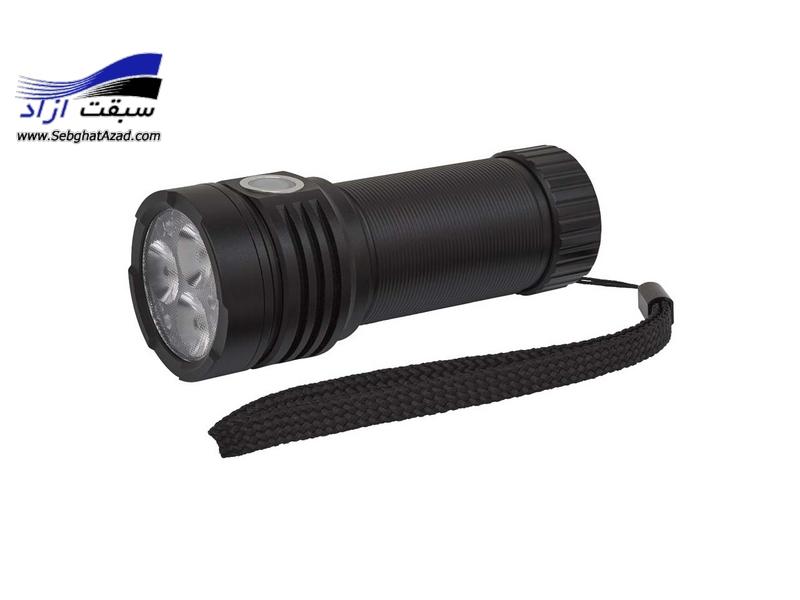 چراغ قوه جیبی شارژی Sealey LED451 SuperBoost 30W