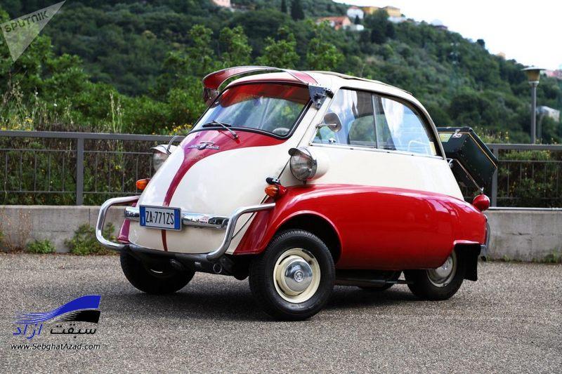 خودروهای عتیقه در ایتالیا