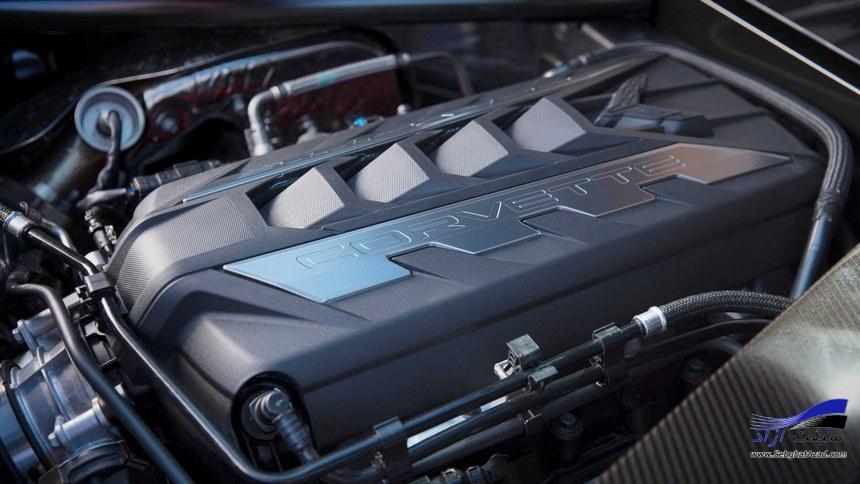 شورولت کوروت C8 Stingray مدل 2020