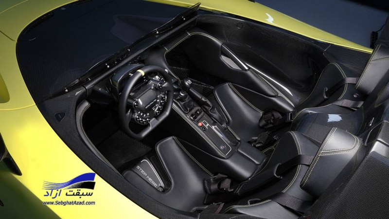 خودروی سوپراسپرت Dallara Stradale مدل 2019