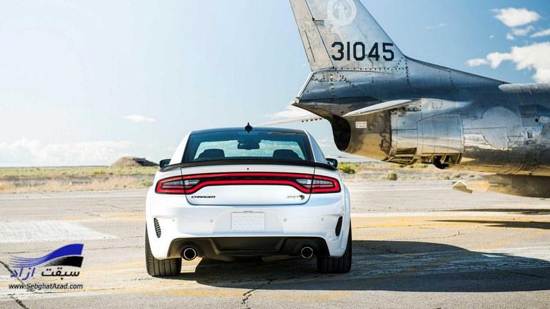 دوج چارجر SRT هلکت Redeye مدل 2021