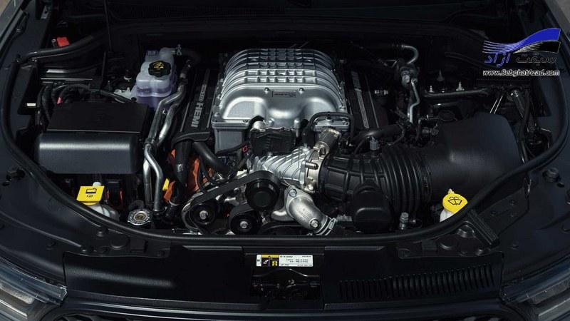 دوج دورانگو SRT هلکت مدل 2021