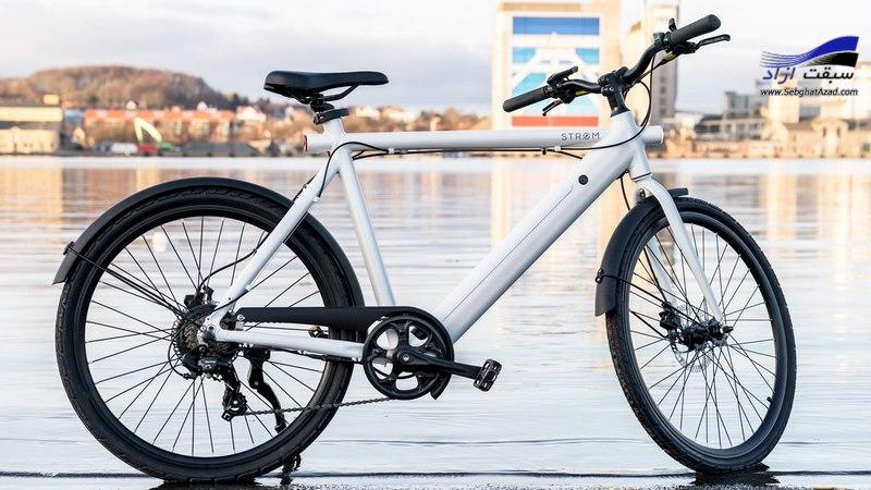 دوچرخه الکتریکی دانمارکی Strøm City