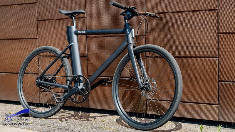 دوچرخه الکتریکی بلژیکی Cowboy