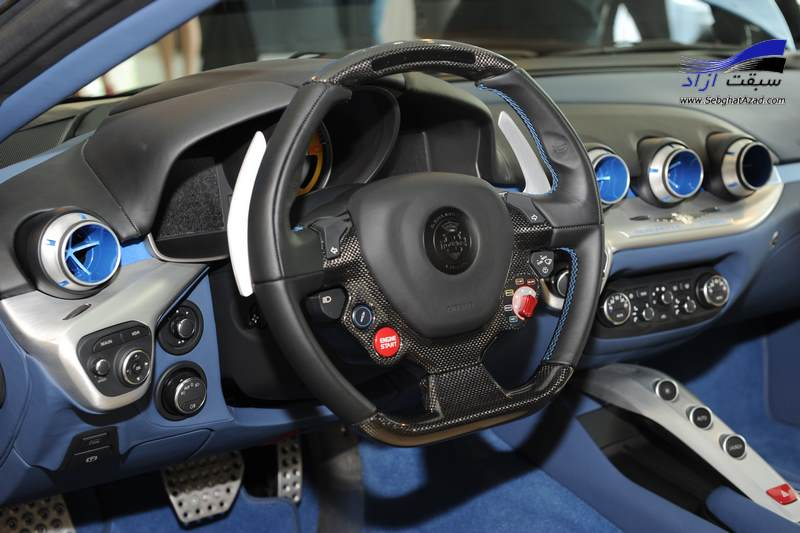 فراری F12 Berlinetta Lusso