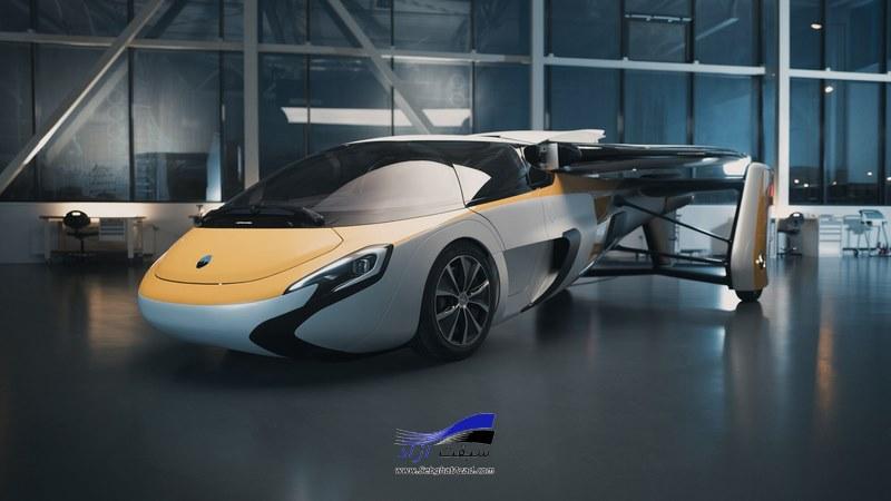 خودروی پرنده عمودپرواز AeroMobil