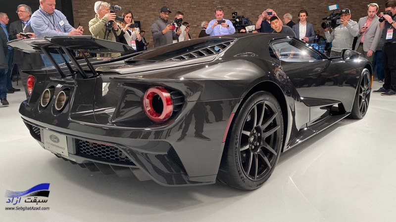 فورد جی تی مدل 2020