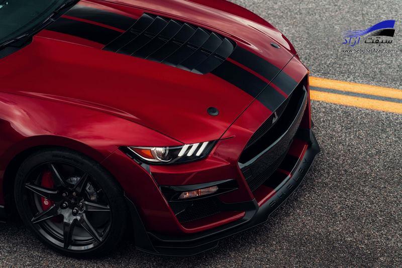 فورد ماستنگ شلبی GT500 هنسی