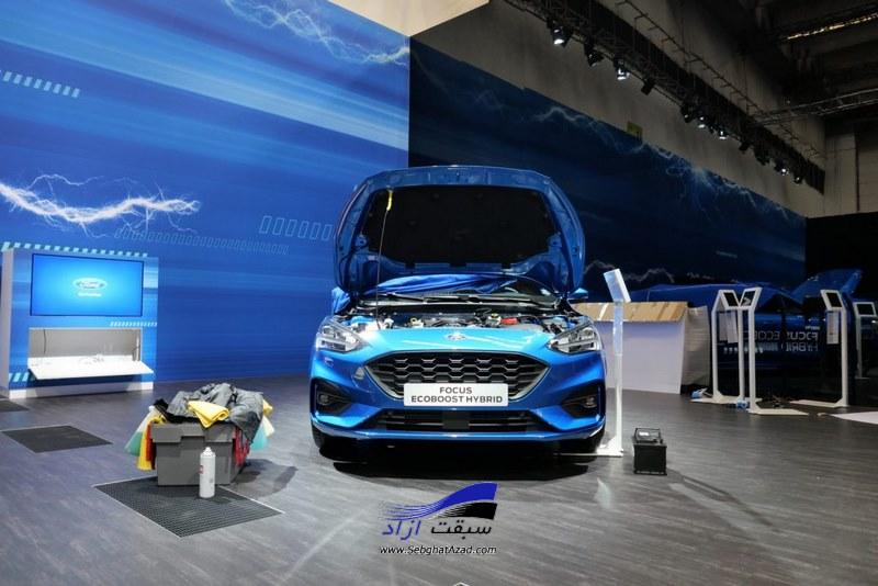 جای خالی خودروسازان آمریکایی در نمایشگاه خودروی فرانکفورت 2019