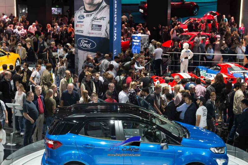 نمایشگاه خودروی فرانکفورت 2019 آغاز به کار کرد