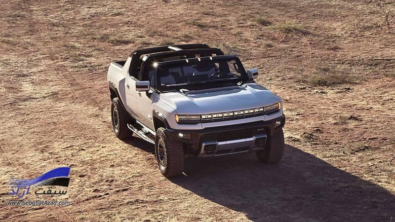 هامر EV مدل 2022