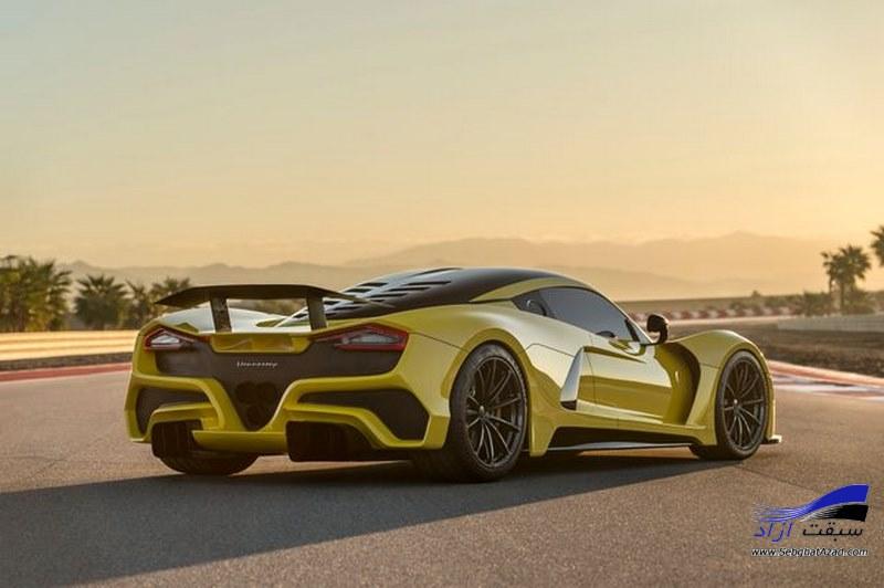 تولید قدرتمندترین موتور خودرو و شکستن رکورد سرعت