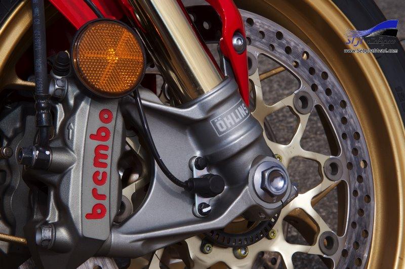 موتورسیکلت هوندا CBR1000RR مدل 2017
