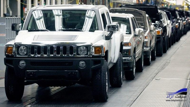 احتمال بازگشت هامر به مجموعه محصولات جنرال موتورز