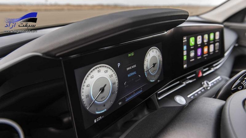 هیوندای النترا مدل 2021
