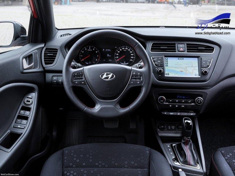 هیوندای i20 مدل 2019