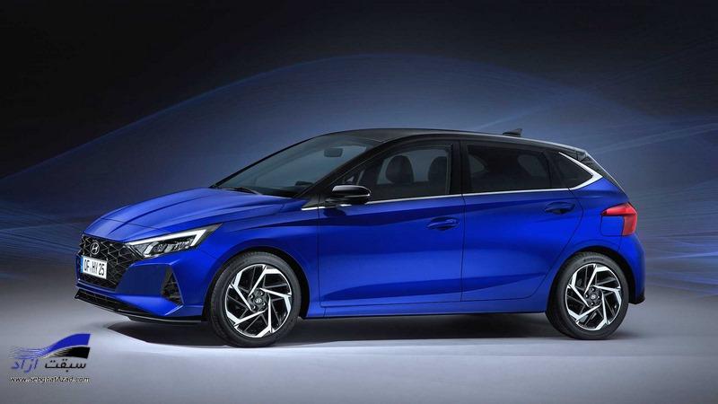 هیوندای i20 مدل 2020