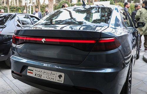 پروژه جدید ایران خودرو رونمایی شد