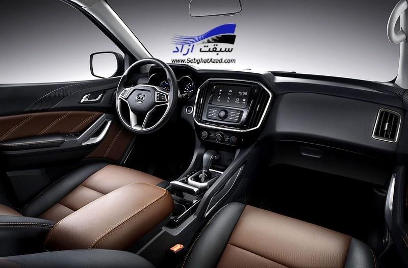 جی ام سی S350 ریگان خودرو