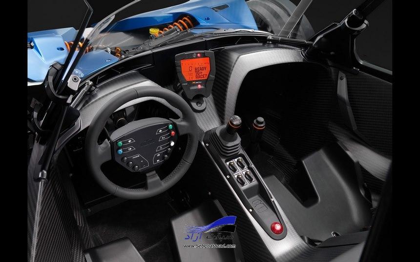 بررسی سوپراسپرت اتریشی KTM X-Bow GT