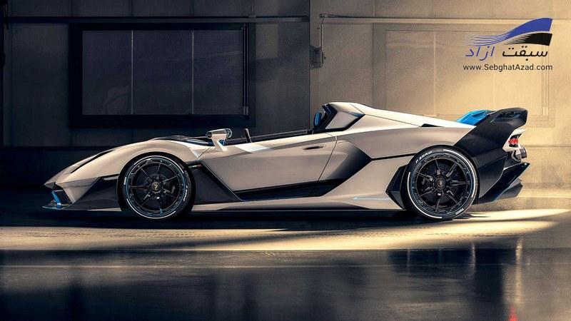 لامبورگینی SC20 مدل 2021