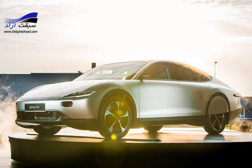 دوربردترین خودروی خورشیدی جهان