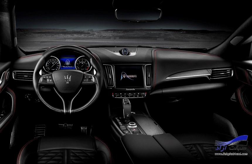 ۵۰ دستگاه از نسخه V8 تورفئو لوانته توسط مازراتی عرضه میشود