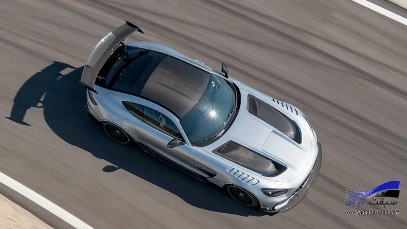 مرسدس بنز AMG جی تی Black Series مدل 2021