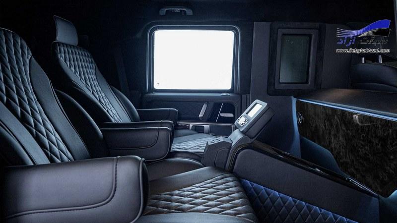 مرسدس بنز AMG جی 63 Inkas مدل 2020