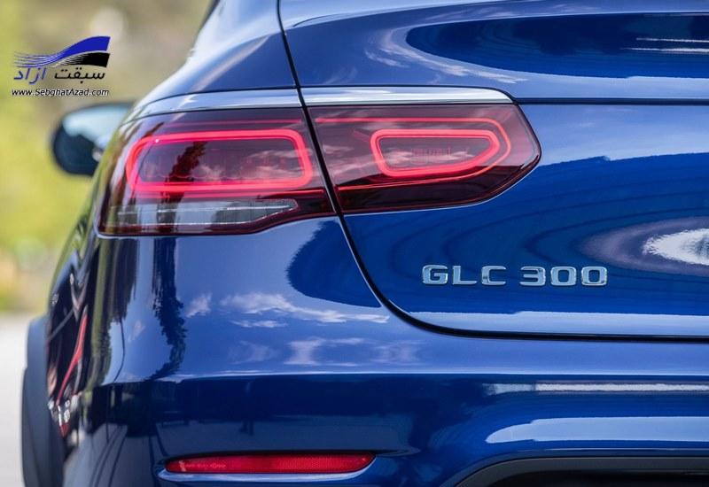 مرسدس بنز جی ال سی 300 مدل 2020