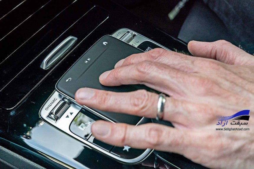سیستم جدید کنترل صوتی مرسدس بنز MBUX