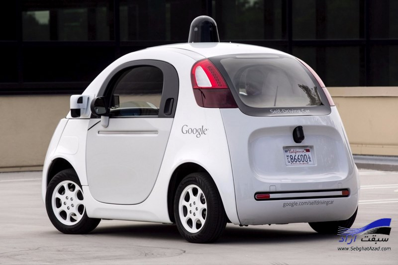 خودروی خود راننده گوگل