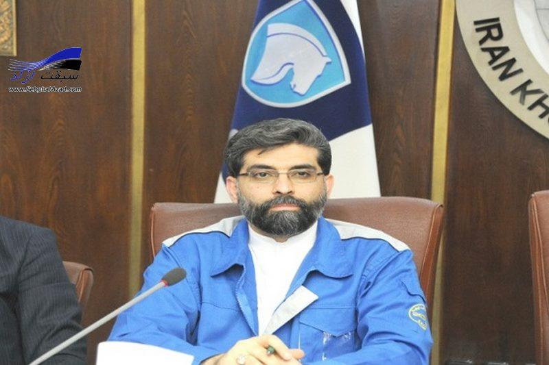 ستاد توسعه و تعمیق ساخت داخل محصولات ایران خودرو تشکیل شد