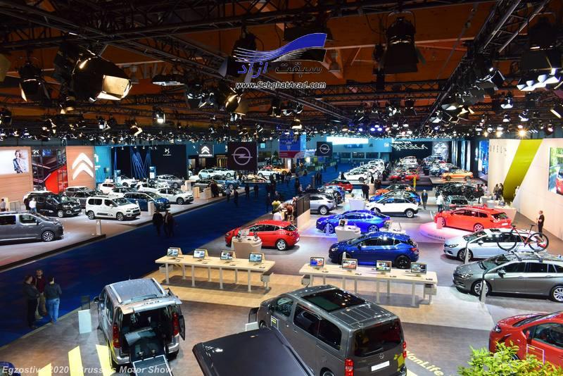 تنها نمایشگاه خودروی امسال در پکن