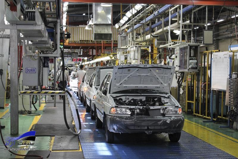 سایپا تولید خودرو تلفیقی برای جایگزینی پراید را تکذیب کرد