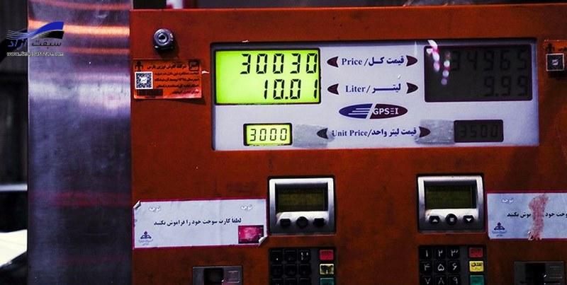 کاهش 66 درصدی فروش بنزین در جایگاههای سوخت