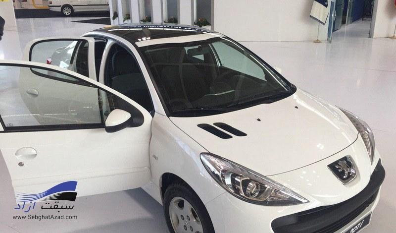 قیمت خودرو پژو 207 اتوماتیک پانوراما مشخص شد