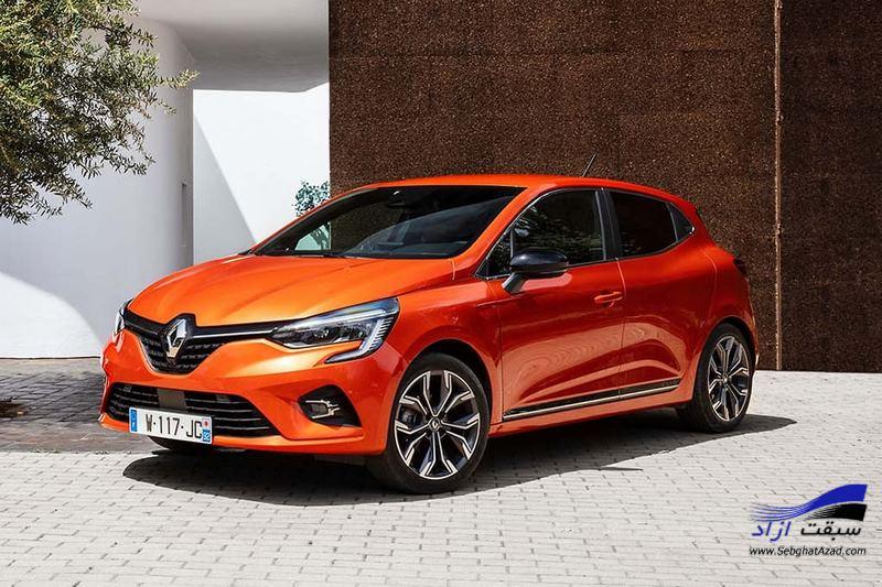 ۱۰ خودروی پر فروش فرانسه