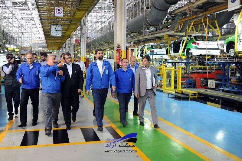 حمايت وزارت كشور از گام های توسعه ای در صنعت خودرو/ضرورت تزریق نقدینگی به خودروسازان داخلی