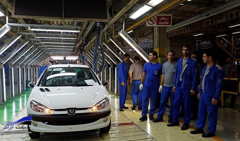 صف طویل ثبت نام خودرو با کارت ملی اجاره ای