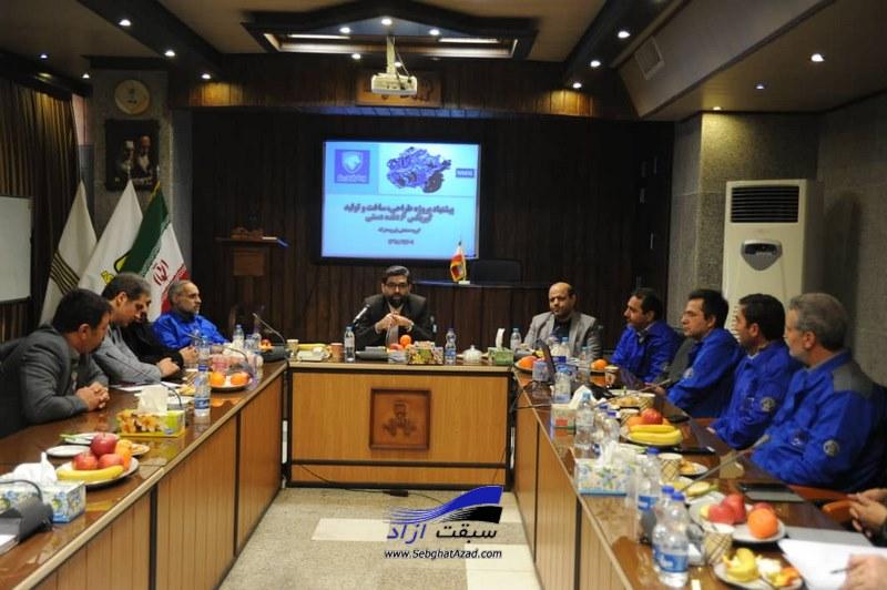 راهاندازی خط تولید گیربکس اتوماتیک ایران خودرو در شهریورماه ۹۹