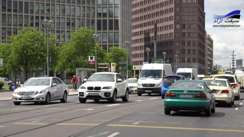 افت فروش خودروهای سواری در آلمان