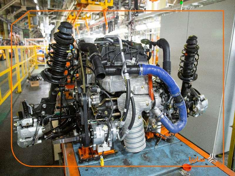موفقیت موتور خودروی شاهين در آزمون های عملکردی