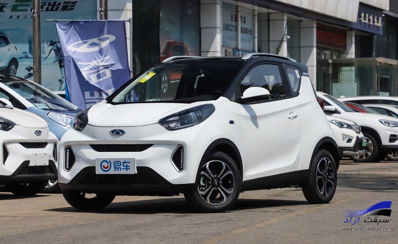 همکاری چری با آلمانی ها برای تولید خودروهای تجاری برقی