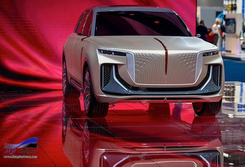 خودروهای لوکس چینی آماده ورود به بازارهای جهانی