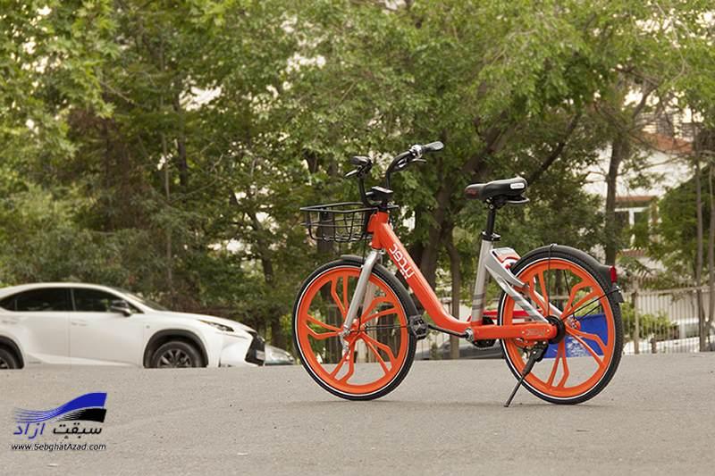 علت غیبت چند هفتهای دوچرخه های نارنجی رنگ تهران چیست
